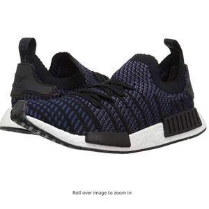 Adidas Orig Womens NMD_R1 Primeknit Shoes Sz 10.5